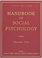 Handbook of Social Psychology (Hardcover, 5 Rev ed)