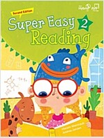 Super Easy Reading 2 : Student's Book + Hybrid CD