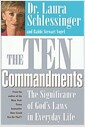 [중고] The Ten Commandments: The Significance of God's Laws in Everyday Life (Hardcover, 1st)