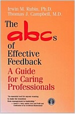 The ABCs of Effective Feedback: A Guide for Caring Professionals (Hardcover)