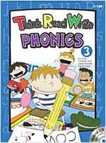 Think Read Write PHONICS 3 SB (with Hybrid CD)