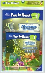 Disney Monsters University (Monster Games)