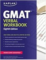 Kaplan GMAT Verbal Workbook (Paperback, 8)