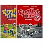 [세트] English Time 2 Book PACK (Studentbook + Workbook)(2nd Edition)