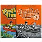 [세트] English Time 5 Book PACK (Studentbook + Workbook)(2nd Edition)