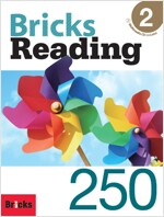 Bricks Reading 250 Level 2 (SB + WB + Multi-CD)