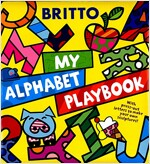 My Alphabet Playbook [With Press-Out Letters] (Board Books)