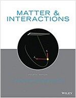 Matter and Interactions (Hardcover, 4, Revised)