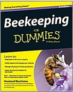 Beekeeping for Dummies (Paperback, 3, Revised)