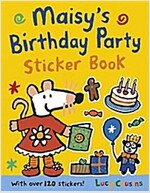 Maisy's Birthday Party Sticker Book (Paperback, CSM, STK)