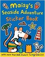 Maisy's Seaside Adventure Sticker Book (Paperback)