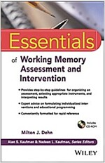 Essentials of Working Memory Assessment and Intervention (Paperback)