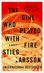 The Girl Who Played With Fire (Mass Market Paperback)