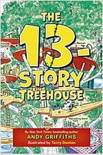 The 13-Story Treehouse (Paperback)