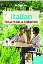 Lonely Planet Italian Phrasebook & Dictionary (Paperback, 6, Revised)