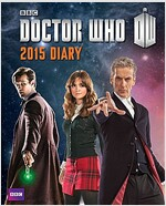 Doctor Who Diary 2015 (Hardcover)
