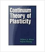 Continuum Theory of Plasticity (Hardcover)