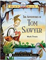 The Adventures of Tom Sawyer [With CD (Audio)] (Hardcover)