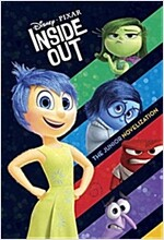 Inside Out Junior Novelization (Disney/Pixar Inside Out) (Paperback)
