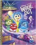 Inside Out Big Golden Book (Disney/Pixar Inside Out) (Hardcover)
