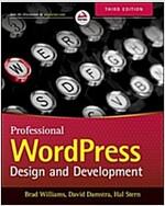 Professional Wordpress: Design and Development (Paperback, 3, Revised)