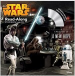 Star Wars: A New Hope Read-Along Storybook and CD (Paperback)