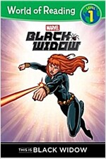 World of Reading: Black Widow This Is Black Widow (Paperback)