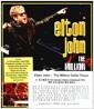 [중고] [수입] [블루레이] Elton John - The Million Dollar Piano