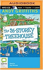 The 26-Storey Treehouse (MP3 CD)