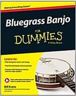 Bluegrass Banjo For Dummies (Paperback, 1st)