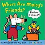 Where Are Maisy's Friends? (Board Books)