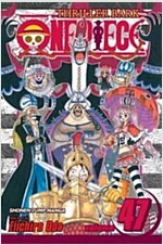 [중고] One Piece, Volume 47: Thriller Bark, Part 2 (Paperback)
