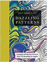 Just Add Color: Dazzling Patterns (Paperback)