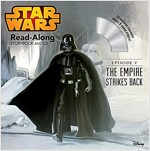 Star Wars: The Empire Strikes Back Read-Along Storybook and CD (Paperback)