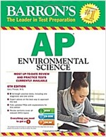 Barron's AP Environmental Science , 6th Edition [With CDROM] (Paperback, 6, Revised)