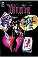 Batman Adventures: Mad Love Deluxe Edition (Hardcover)