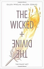 The Wicked + the Divine Volume 1: The Faust ACT (Paperback)