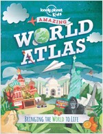 Lonely Planet Kids Amazing World Atlas (Hardcover)