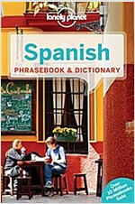 Lonely Planet Spanish Phrasebook & Dictionary (Paperback, 6, Revised)