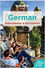Lonely Planet German Phrasebook & Dictionary (Paperback, 6, Revised)