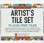 Studio Series Artist's Tile Set: White: 75 Acid-Free White Tiles (Other)
