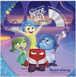 Inside Out Read-Along Storybook and CD (Paperback)