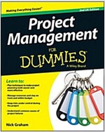 Project Management for Dummies - UK (Paperback, 2, UK)