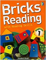 Bricks Reading with Reading Skills Beginner 1 (Student Book + CD 1장)
