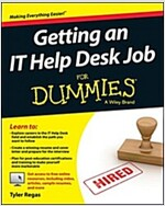 Getting an IT Help Desk Job for Dummies (Paperback)