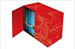 Harry Potter Box Set: The Complete Collection Children's (Paperback)