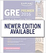 GRE Premier 2016 with 6 Practice Tests: Book + Online + DVD + Mobile [With DVD and Web Access] (Paperback)