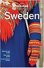 Lonely Planet Sweden (Paperback, 6)