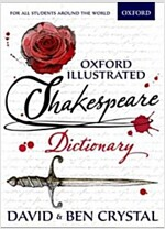 Oxford Illustrated Shakespeare Dictionary (Paperback)