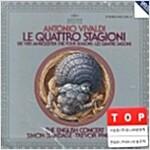 [중고] Antonio Vivaldi - Le Quattro Stagioni (Die Vier Jahreszeiten) / Pinnock
